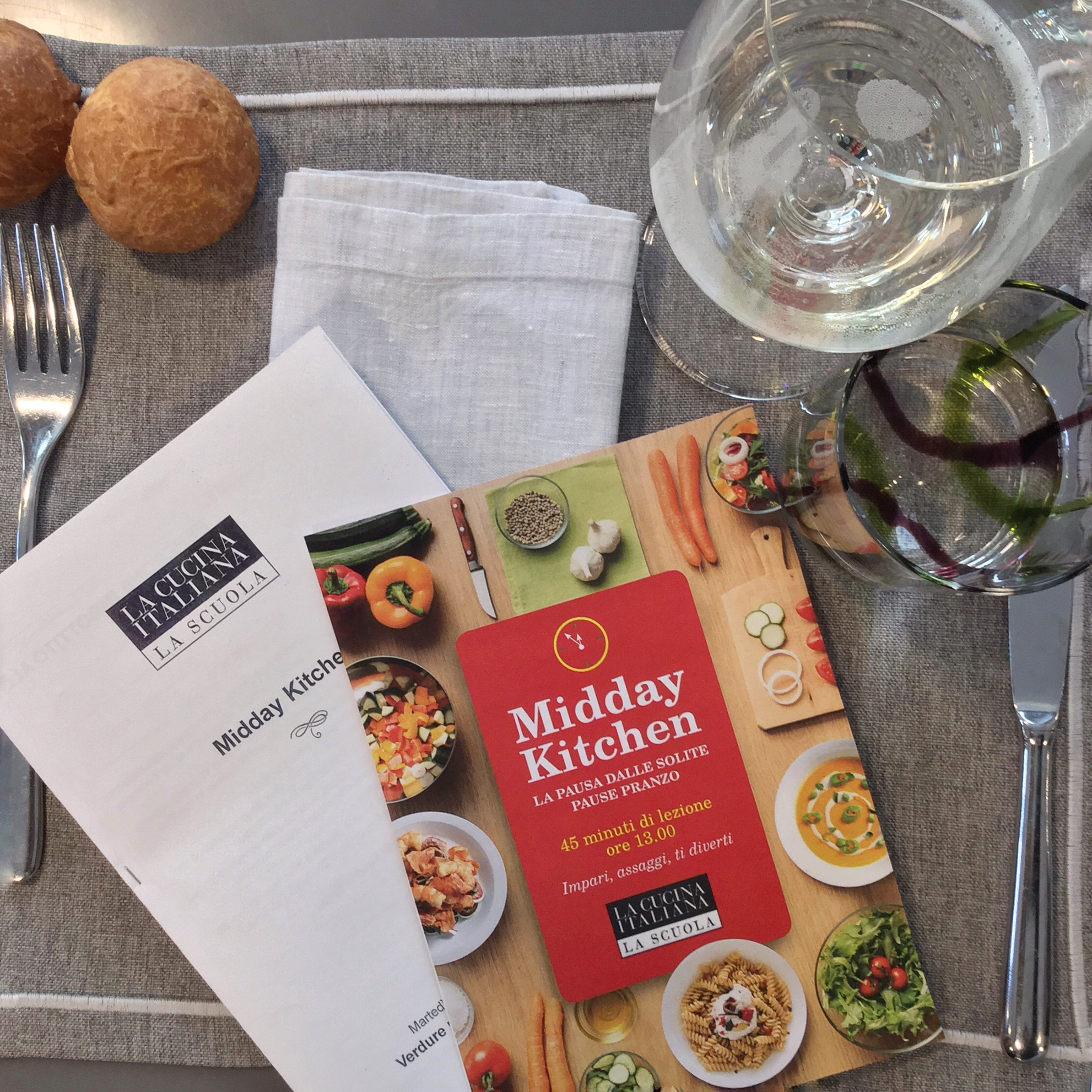 Midday kitchen una pausa pranzo diversa - La Scuola de La Cucina ItalianaMidday kitchen una pausa pranzo diversa - La Scuola de La Cucina Italiana