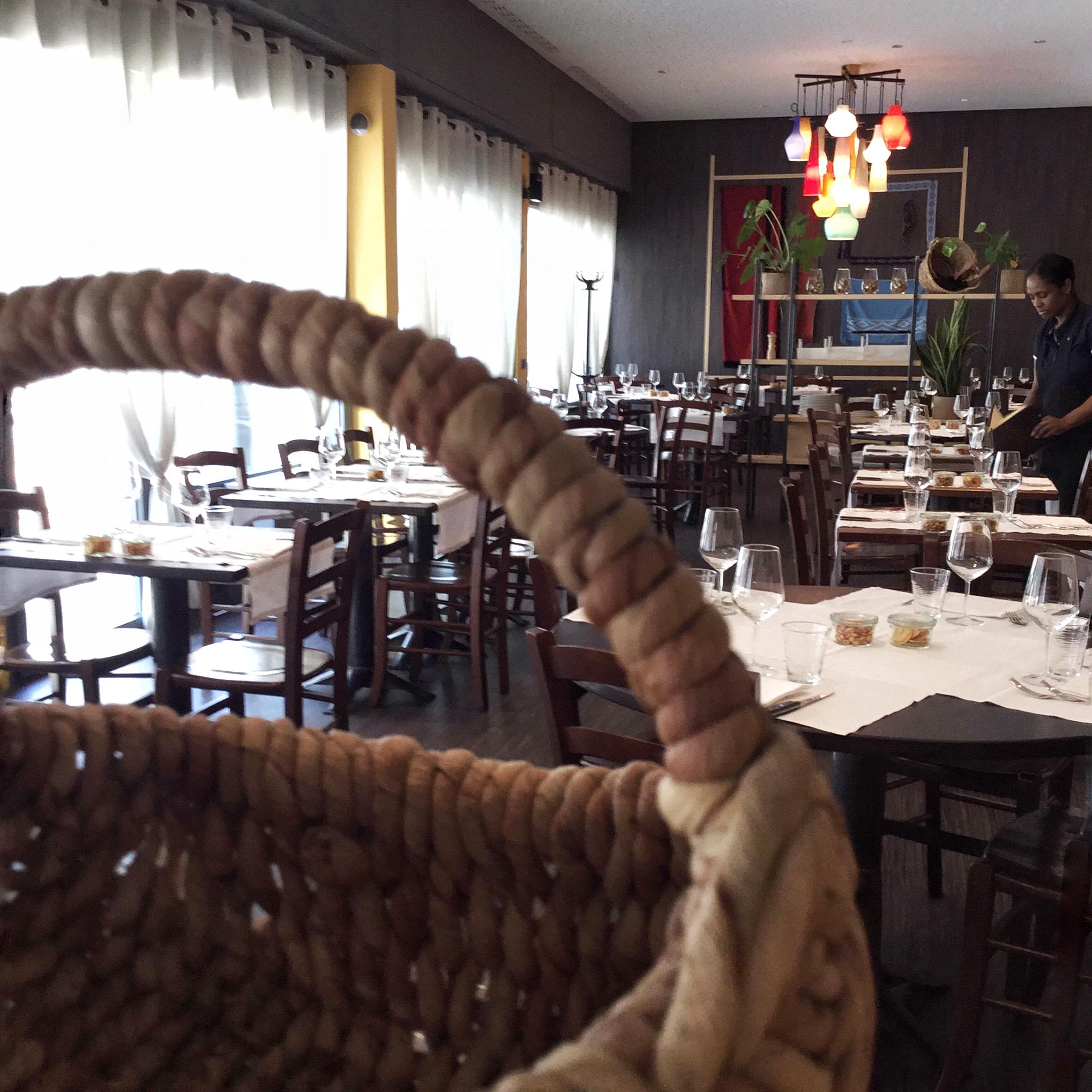 Cucina andina a Mila al Don Juanito Reataurante