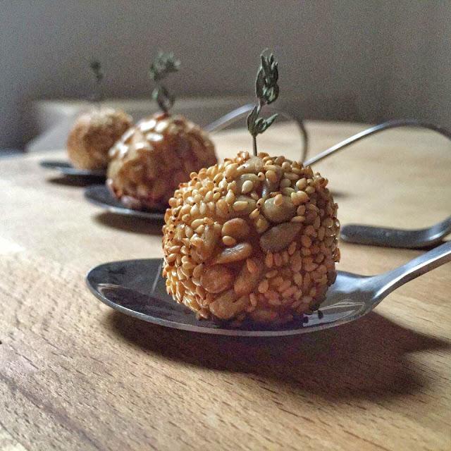 Gnocchi ripieni finger food con mortadella di Bologna IGP