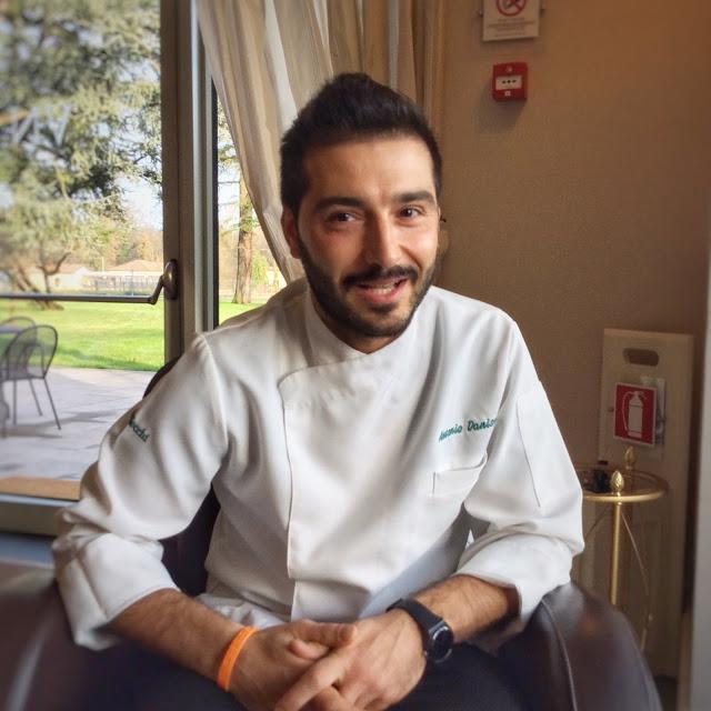 Ricerca e tradizione dello chef Antonio Danise a Villa Necchi alla Portalupa