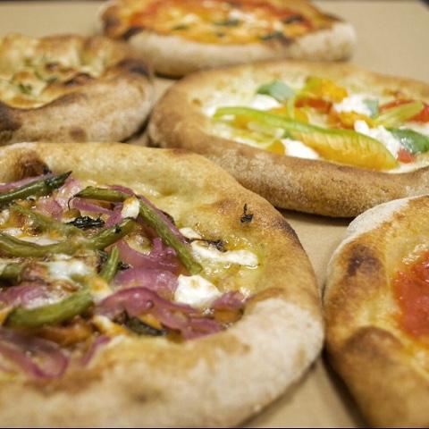 Pizza gourmet a Milano da Garage Pizza & Co