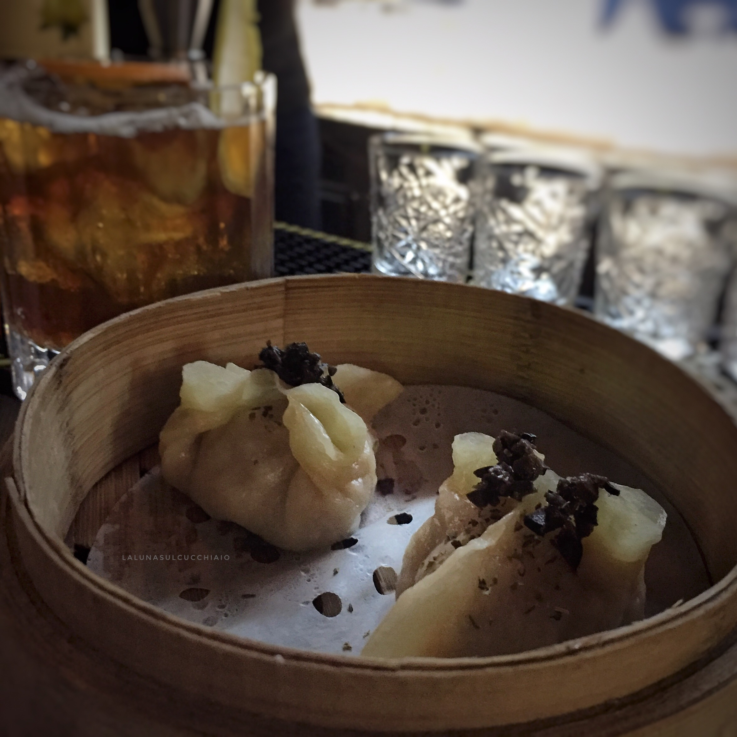 Ghe Sem Milano cocktail e dim sum all'italiana