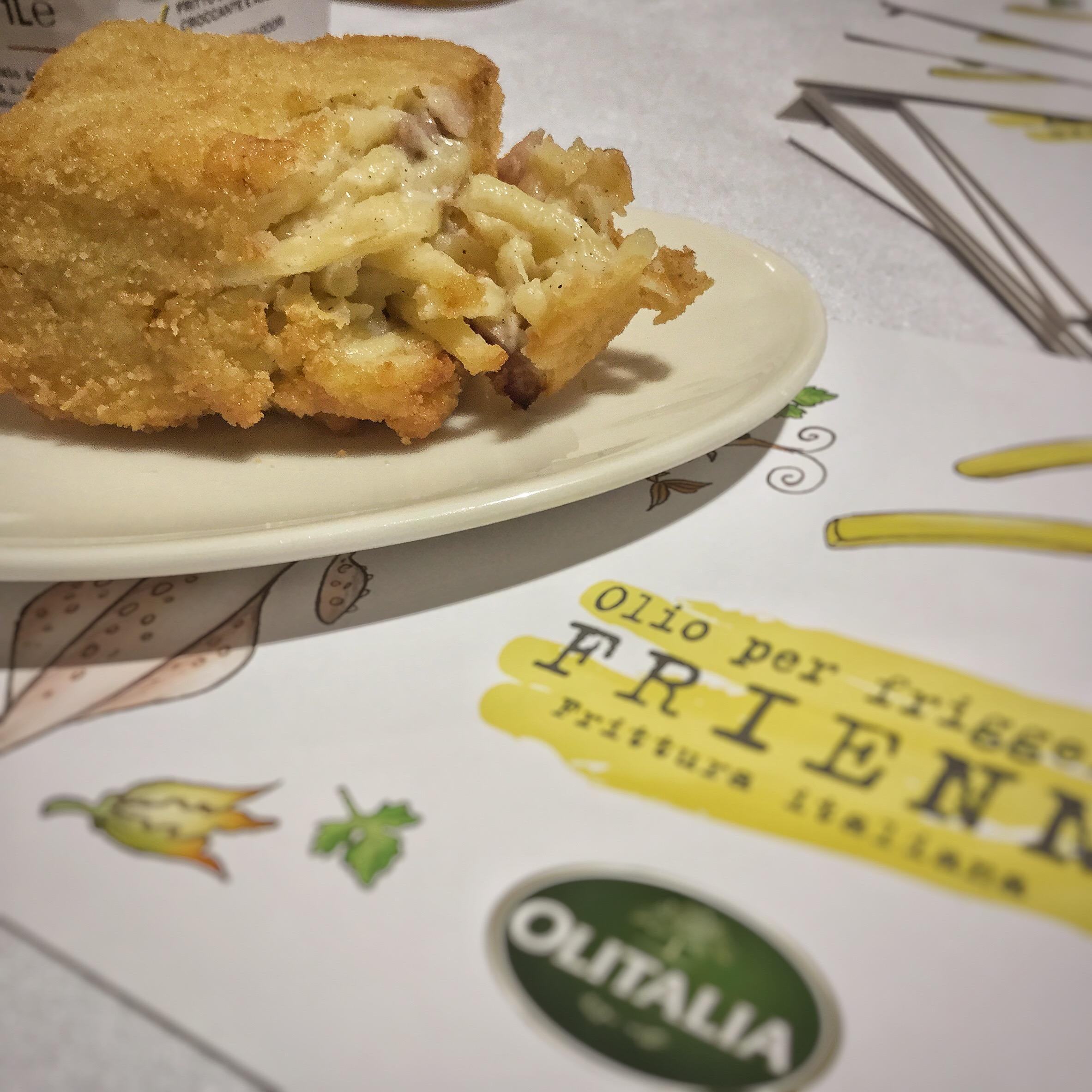 Frienn di Olitalia fritto sano senza segreti