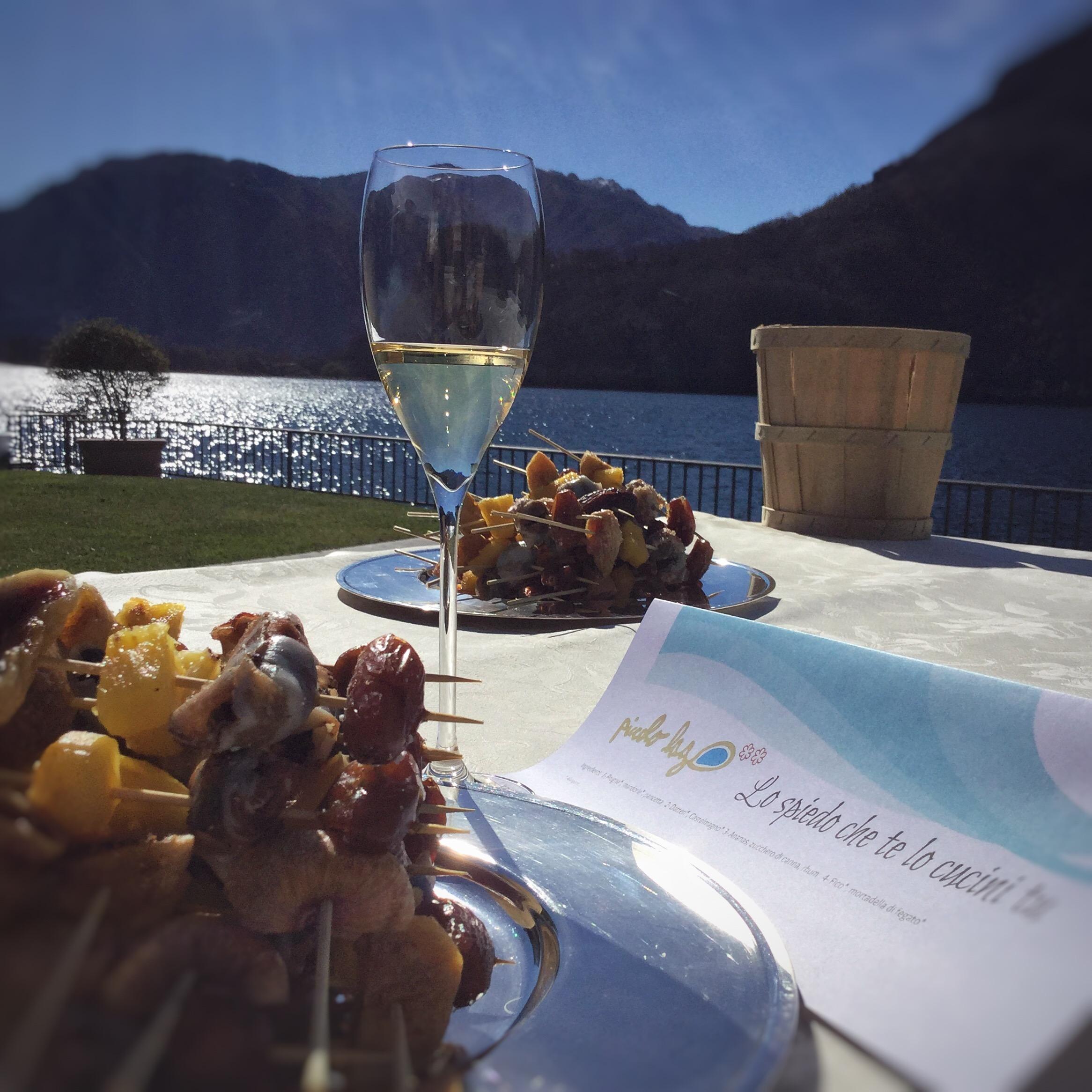 Al Piccolo Lago 10 anni di stelle dello chef Marco Sacco