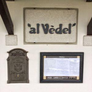 Ristorante Al Vèdel - Podere Cadassa tradizione di famiglia