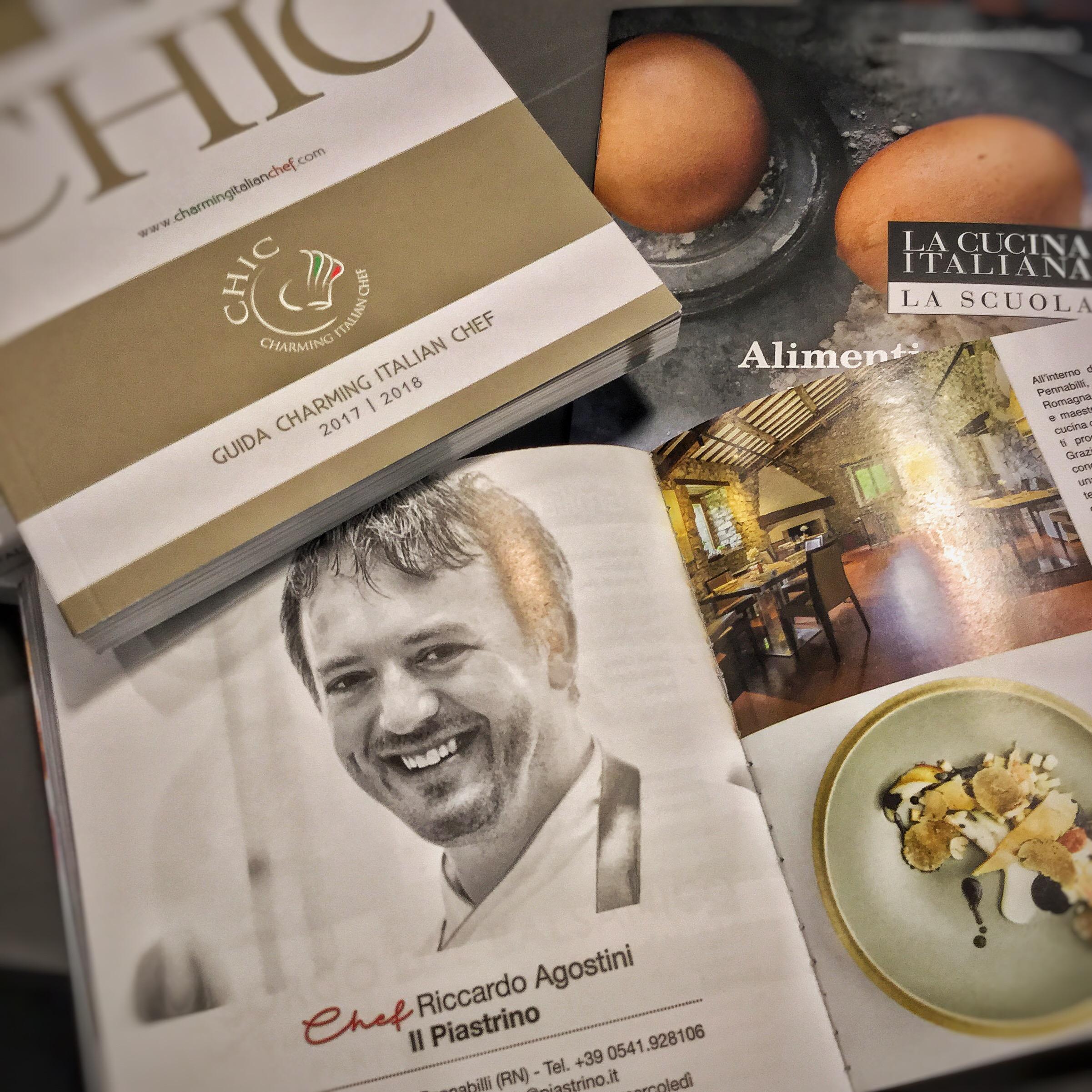 In cucina con lo chef - un viaggio tra i sapori con Charming Italian Chef e L Scuola de La Cucina Italiana