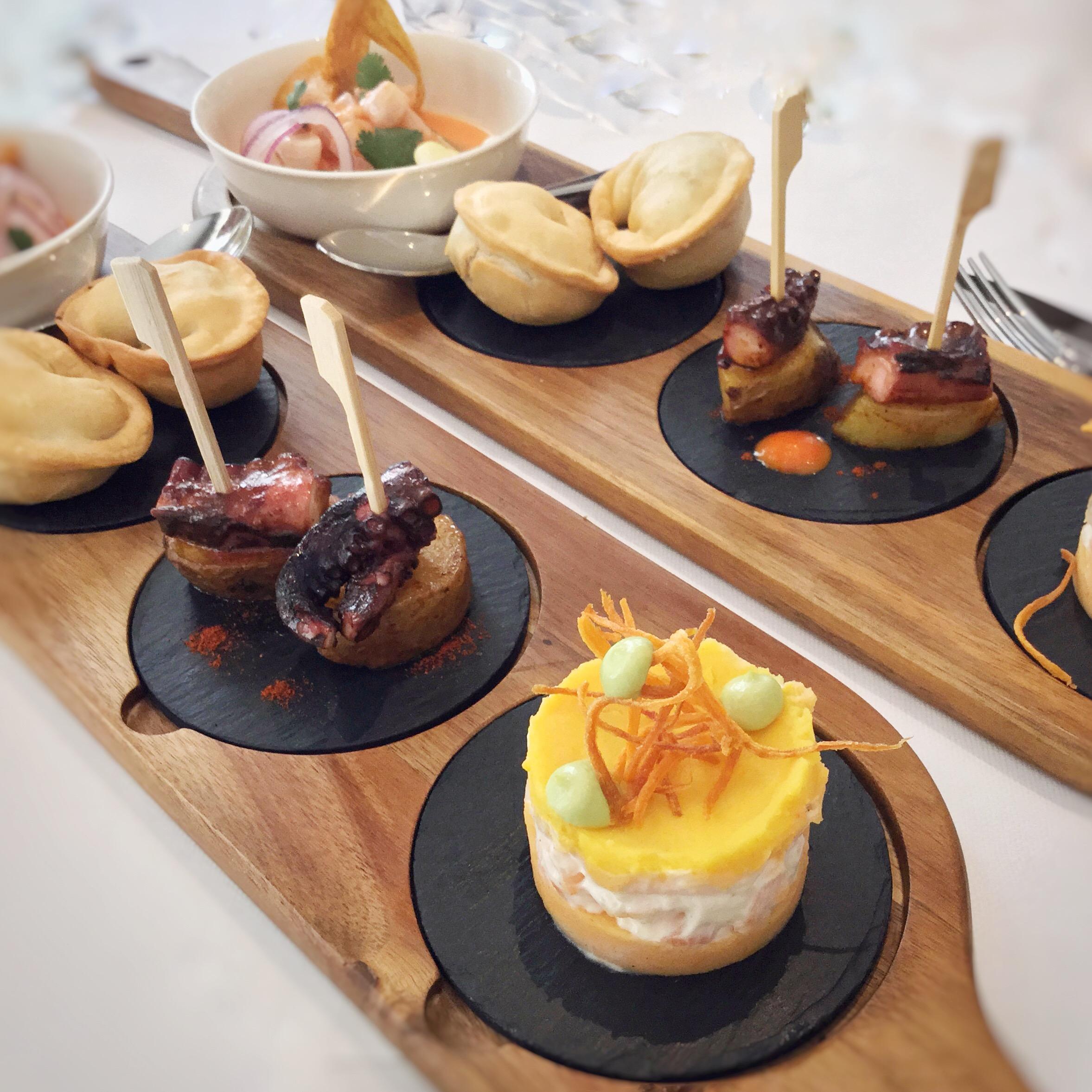 Cucina andina a Milano al Don Juanito Restaurante