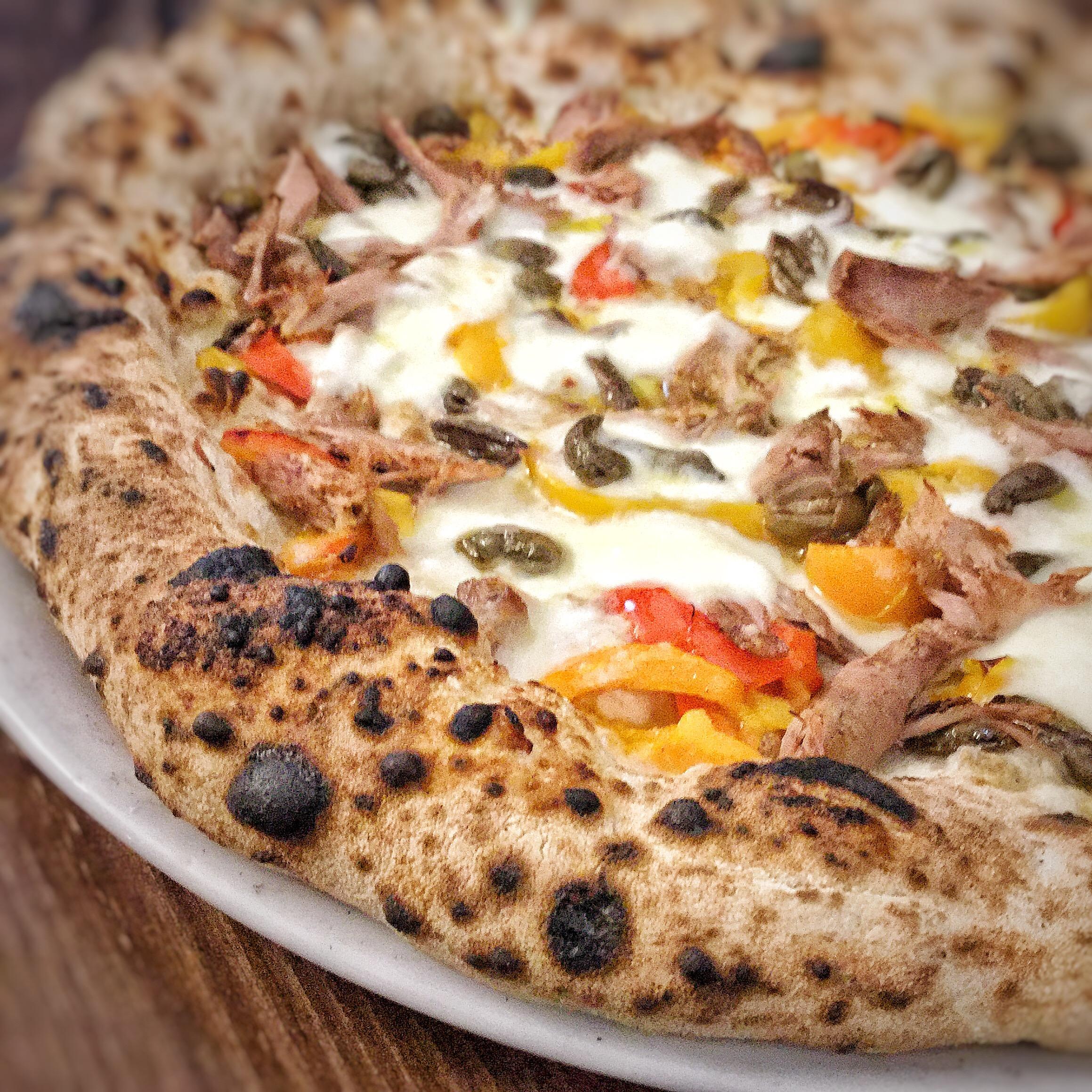 Da Zero la pizza per un viaggio in Cilento