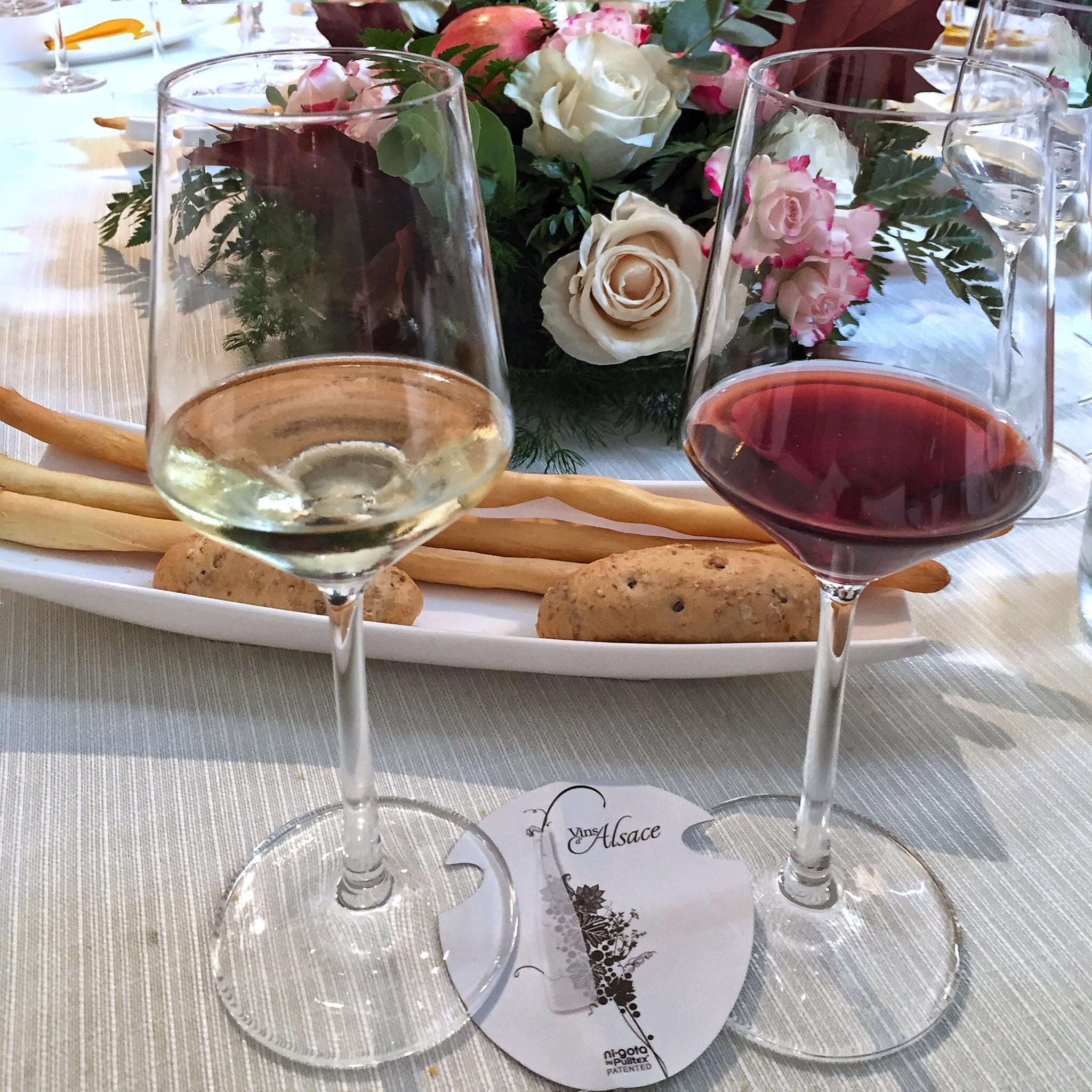 I vini d'Alsazia sulle tavole italiane