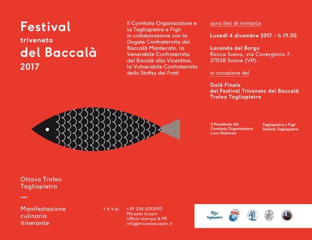Festival Triveneto del baccalà