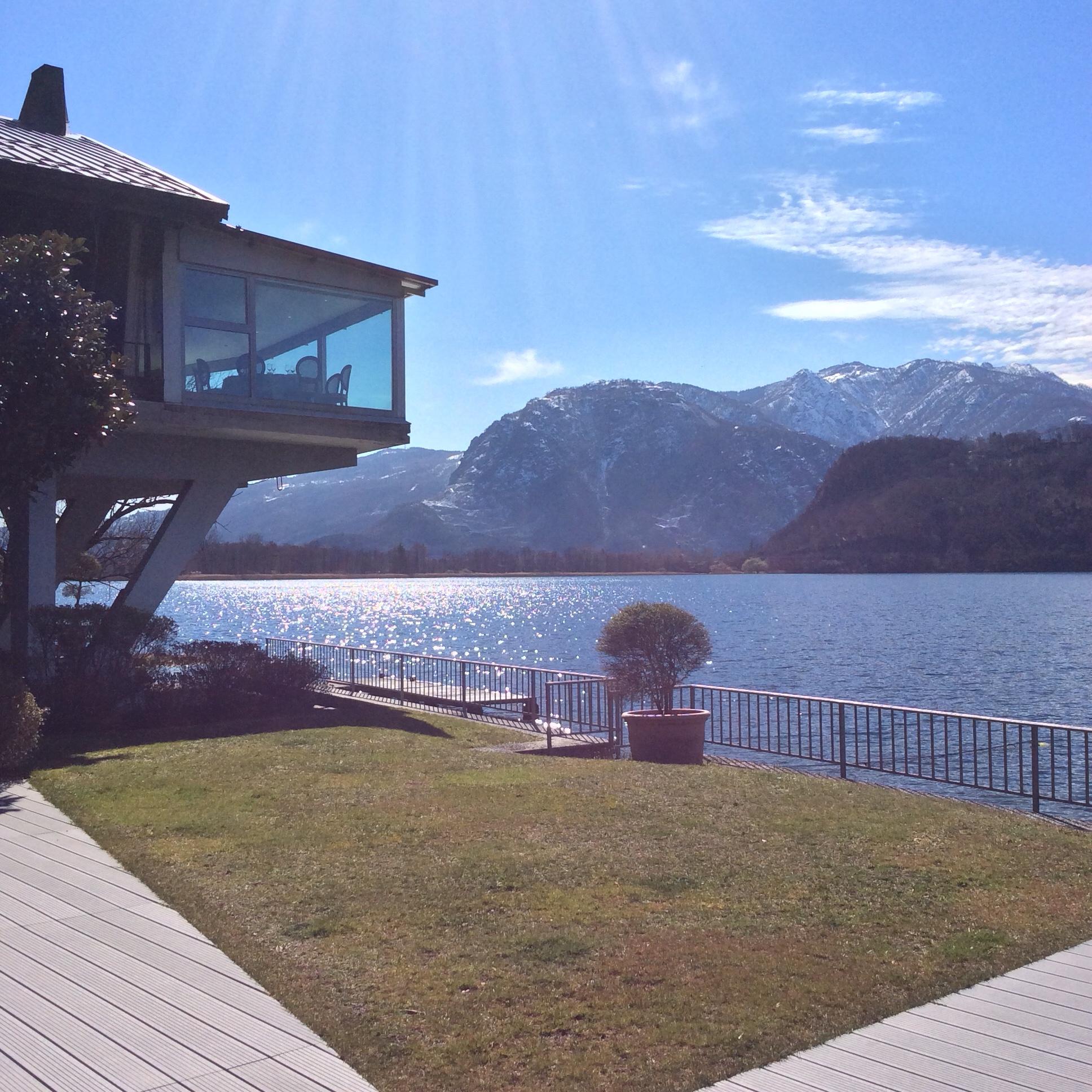 Al Piccolo Lago per viaggiare con Marco Sacco