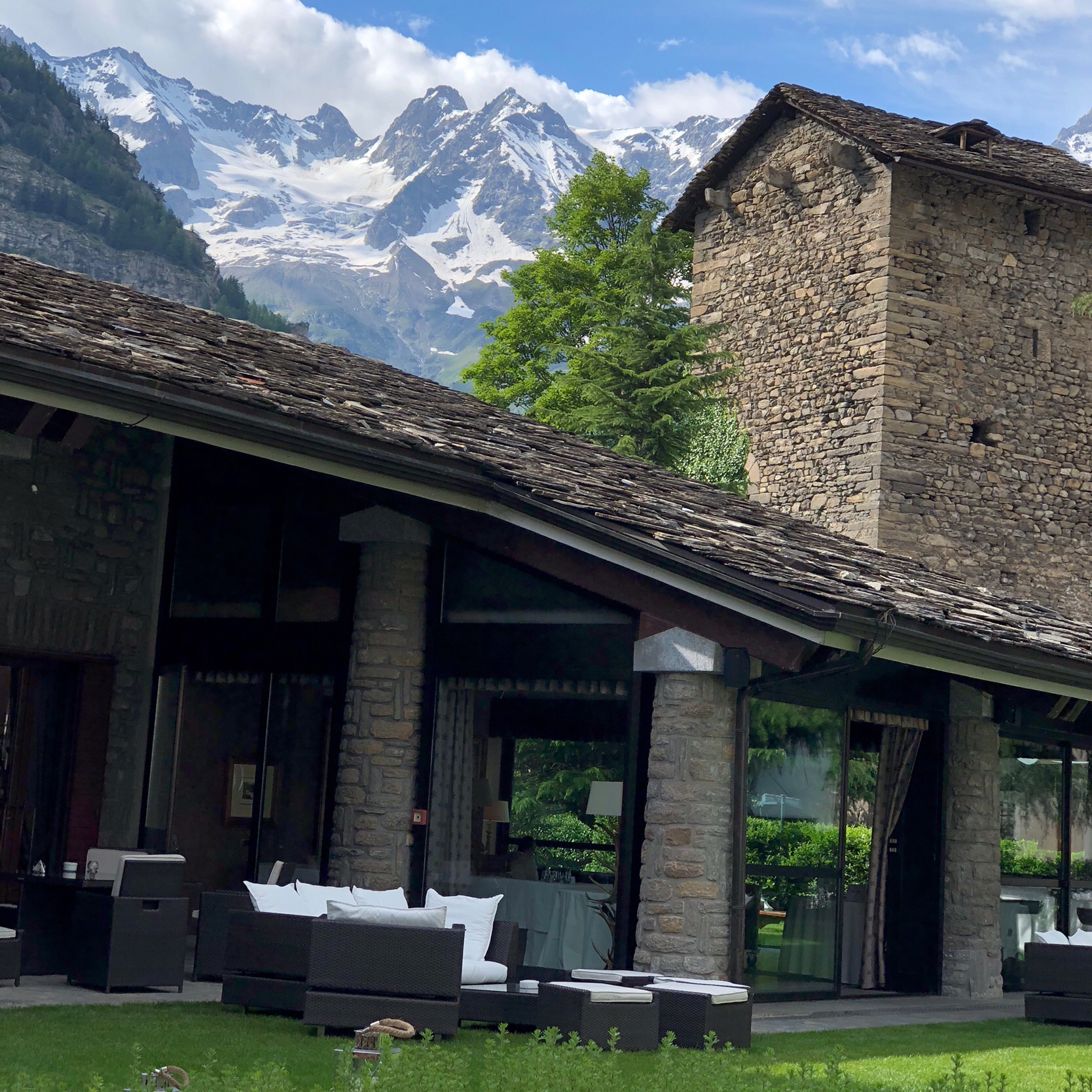 A Courmayeur il Summer Royal Summit per dare il via all'estate