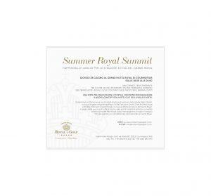 A Courmayeur il Summer Royal Summit per dare il via all'estate