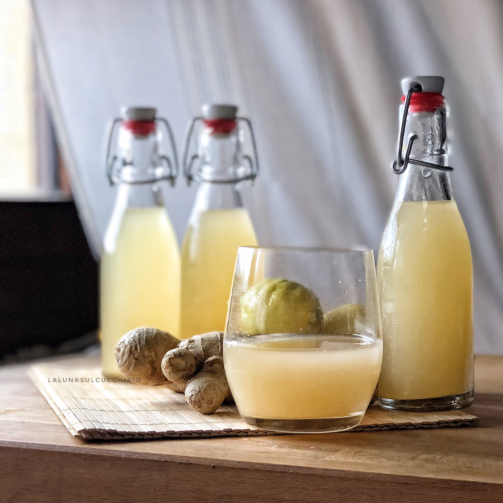 Ginger beer fatta in casa