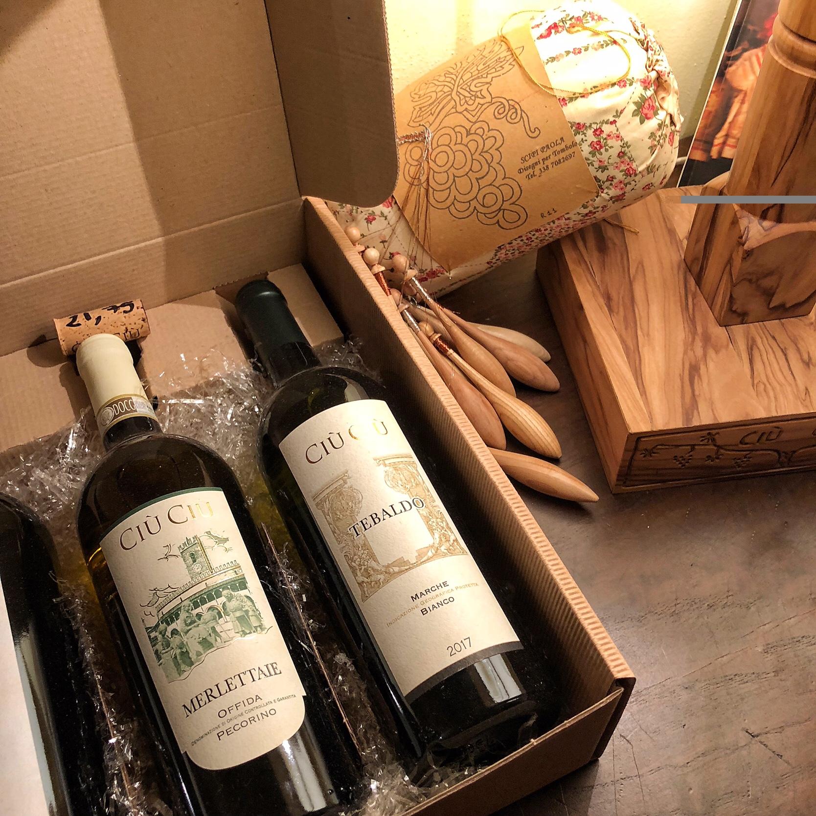 Le Marche terra di vino e storia - Azienda Ciù Ciù vini