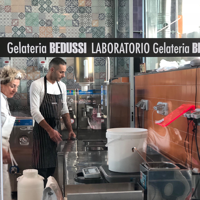 Bedussi a Brescia non solo gelateria