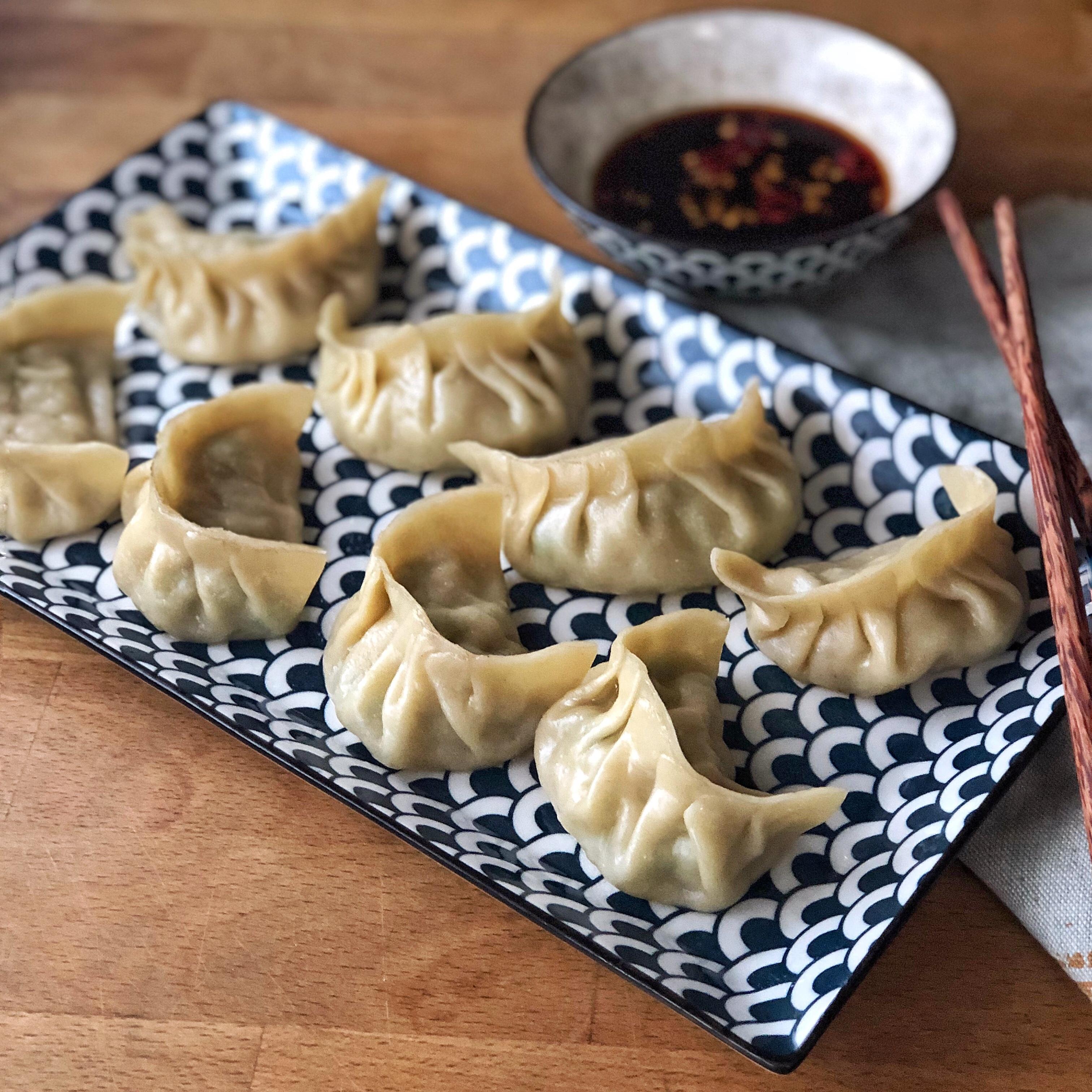 Ravioli al vapore : la ricetta cinese con Magimix