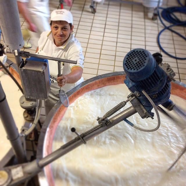 Caseifici Aperti: un week-end alla scoperta del Parmigiano Reggiano DOP