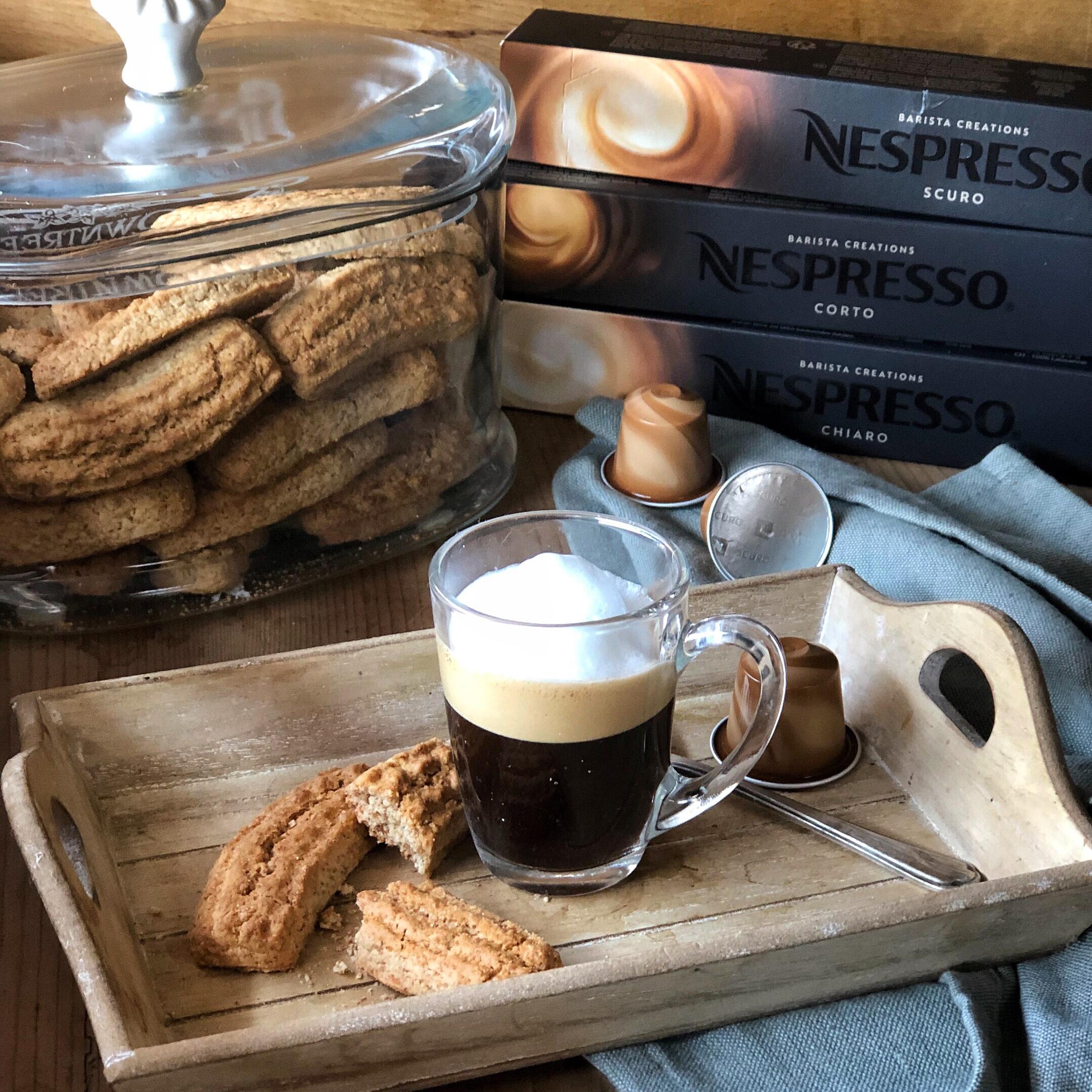 Biscotti krumiri : la mia ricetta al caffè