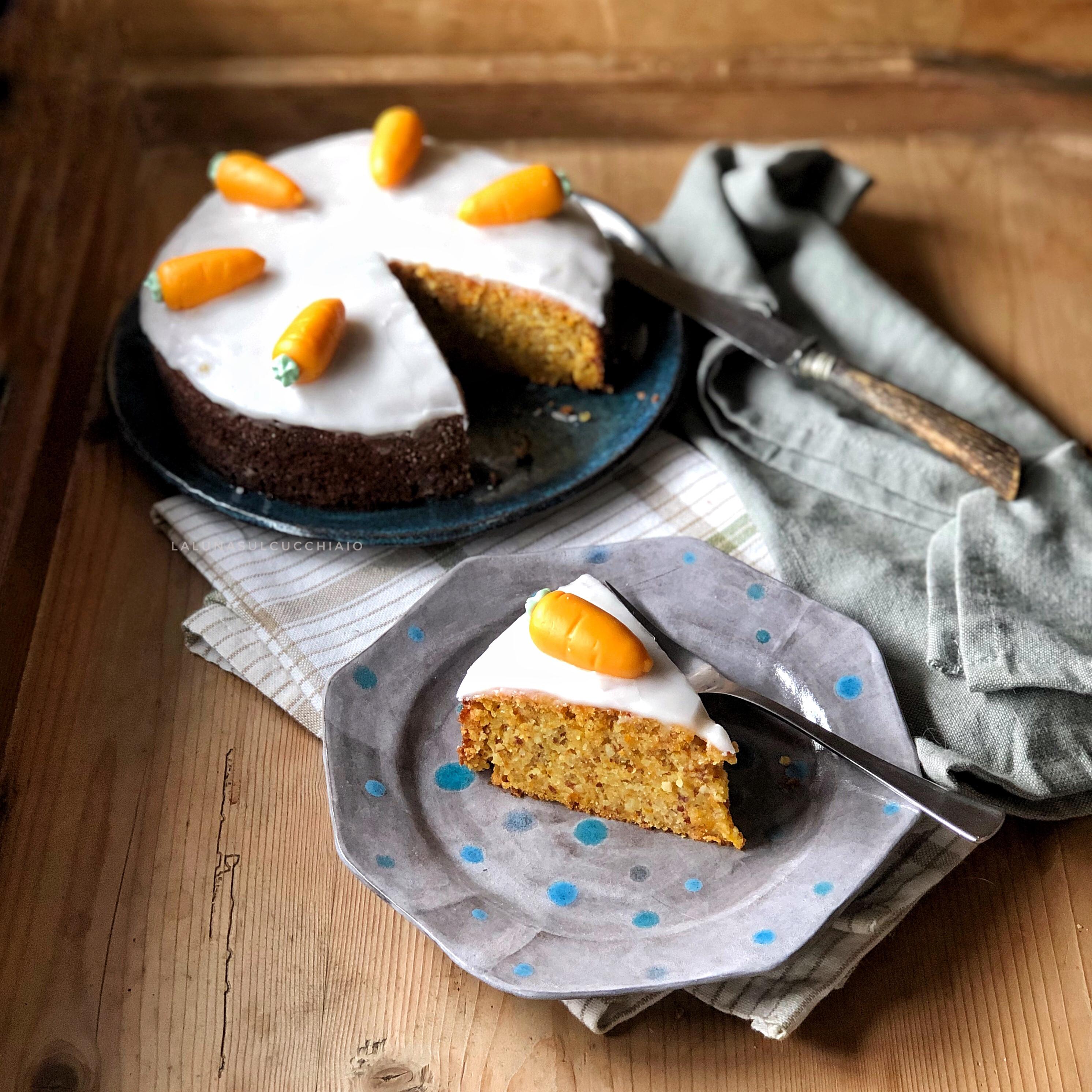 Torta di carote : la ricetta originale Svizzera