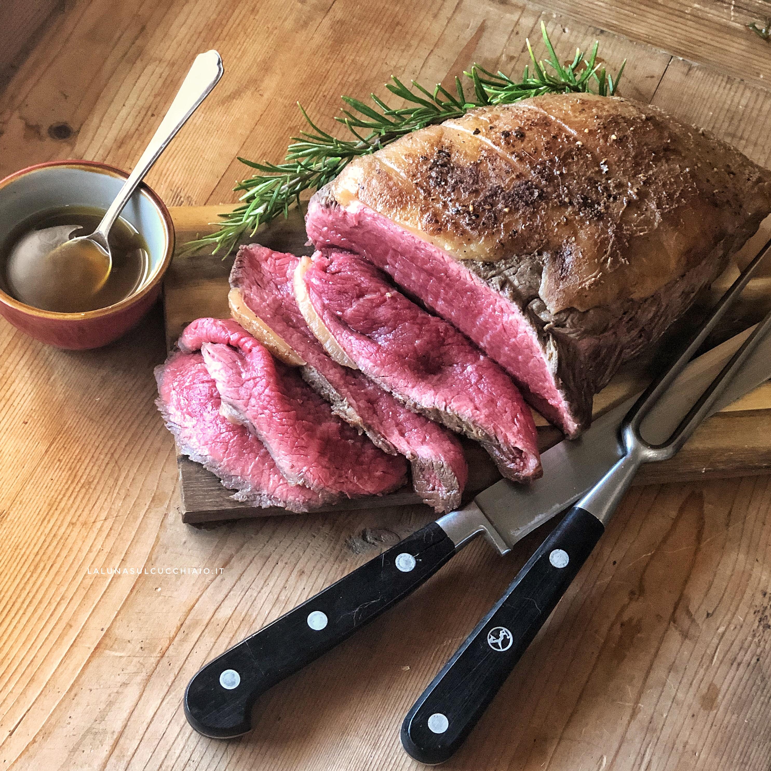 roast beef ricetta classica