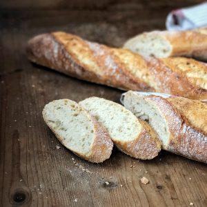 I segreti per fare la vera baguette francese in casa