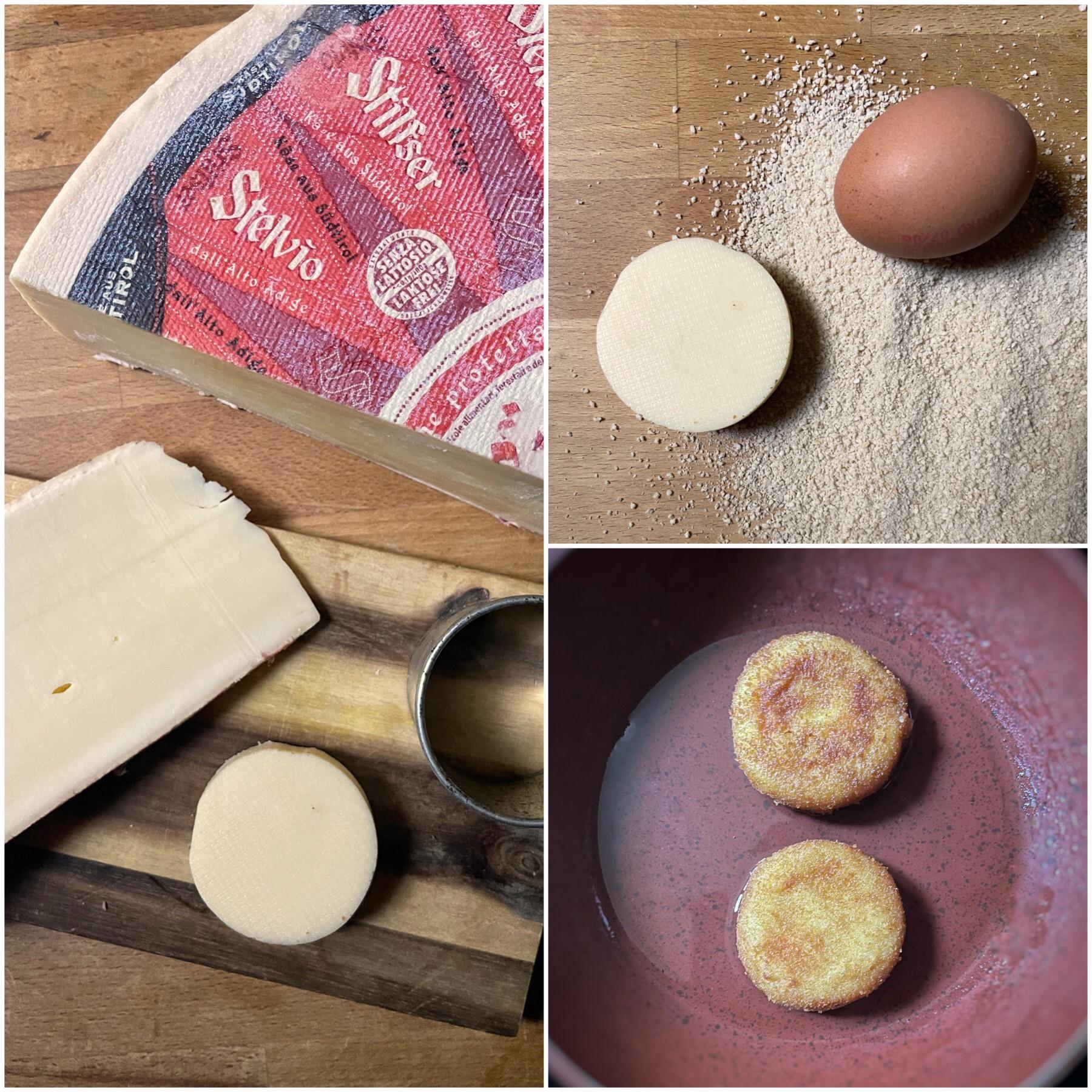Pepite di formaggio Stelvio DOP