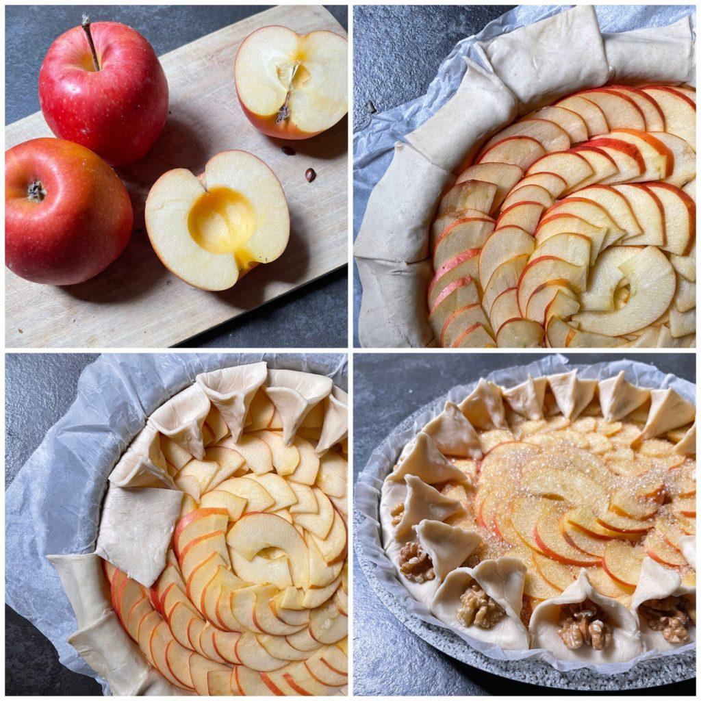 Crostata di mele velocissima